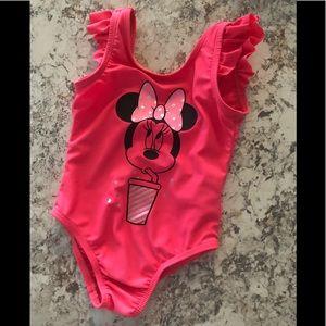 12-18 month gap Minnie Mouse bathing suite